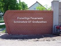 FFw Schönefeld OT Großziehten