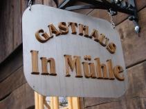 Gasthaus in Mühle