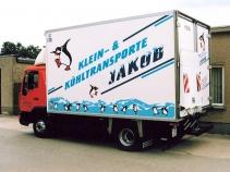 Klein- & Kühltransporte Jakob