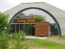 Tropical Islands - Camp Shop